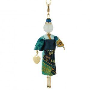 Colier kimono